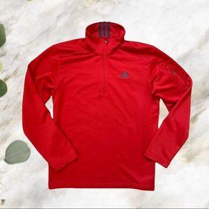 Adidas long sleeve pullover Men's